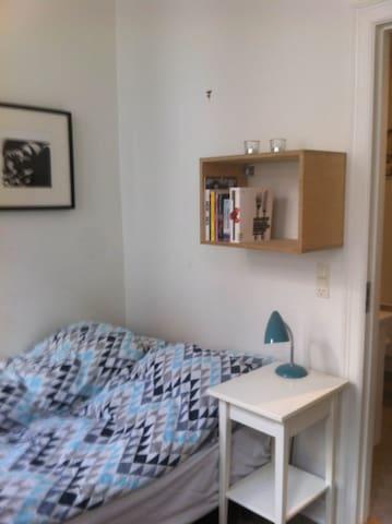Cozy room in the heart of Copenhagen.
