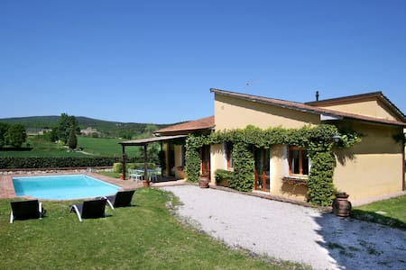 Villa Franca - Монтериджони - Вилла