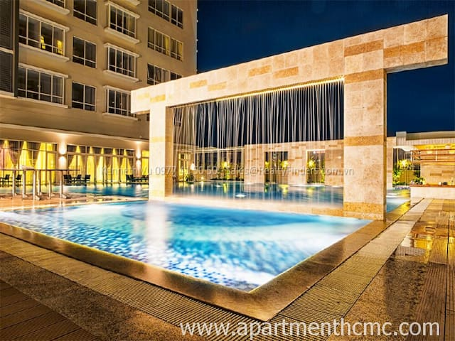 1st Saigon Sunrise City Apartment HCMC