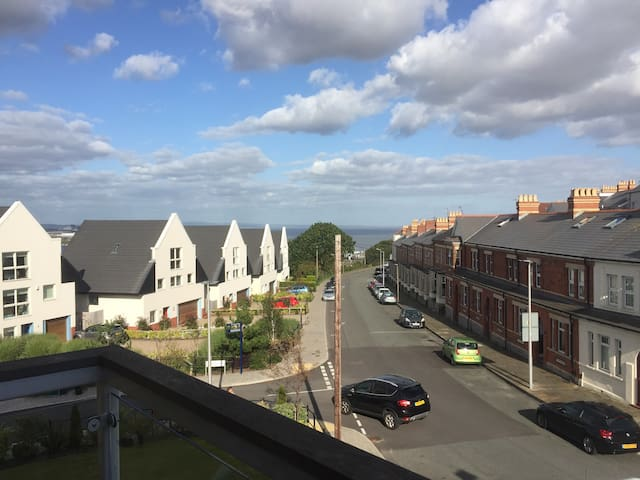 Two bed flat Penarth - Penarth - Apartemen