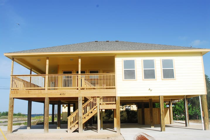 Snapper Lodge lavish newly built vacation home - Corpus Christi - House