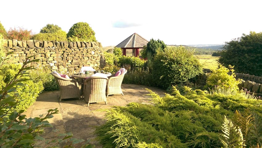 Cosy Barn,No Other Guests,Lounge,3Bedrooms - Bingley - Casa