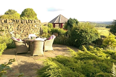Cosy Barn,No Other Guests,3Bedrooms&Own Lounge - Bingley - Hus