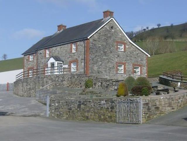 Sunnyside Brecon Beacons STUNNING - Pont-faen - House