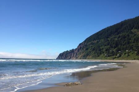 Zen Beach Retreat - Manzanita OR