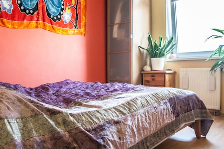 COSY ROOM/by Metro - Warszawa - Bed & Breakfast