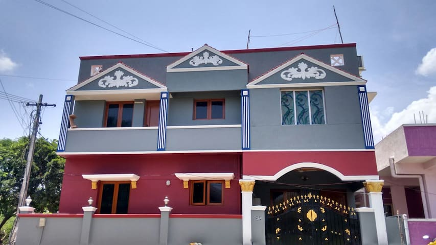 SAIRU GUEST HOUSE - Chennai - House