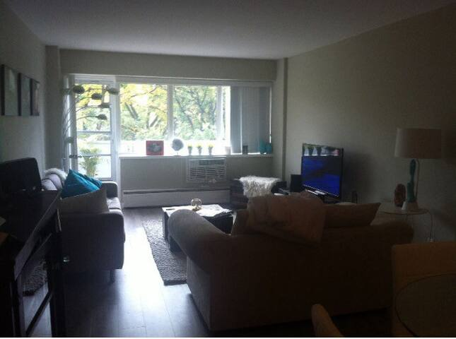 Lovely 1 BDRM in heart of Osbourne - Winnipeg - Appartement
