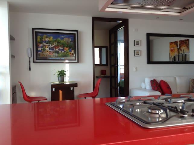 Sorprendente unico apartaestudio - Bucaramanga - Lägenhet