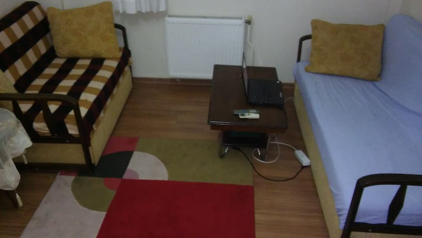 Your nice rooms at Izmir