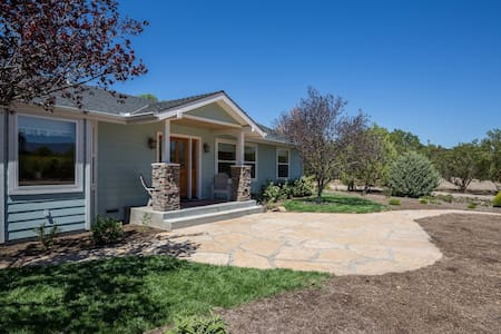 6Acre Ranch Home-Dogs&HorsesWelcome - Santa Ynez