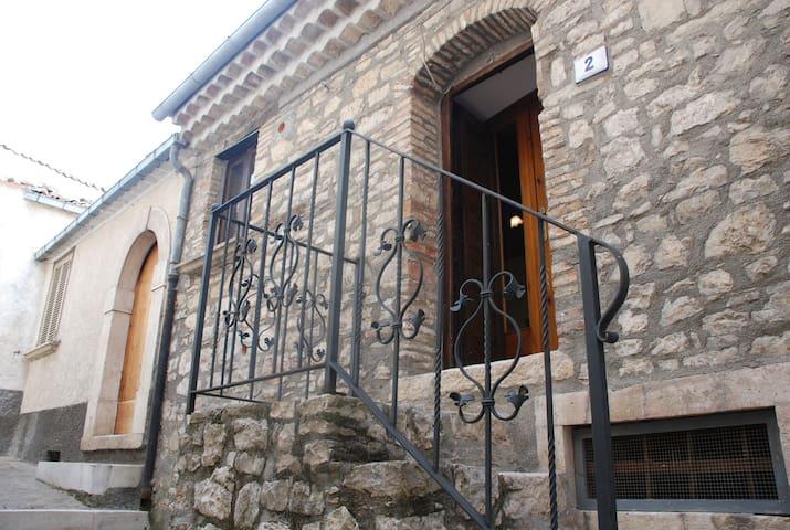 Casa sul Museo -  Castropignano - Daire