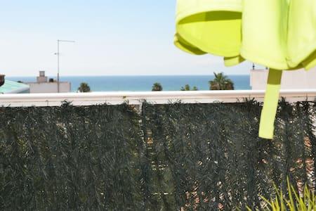 Bonito Ático con Vistas al Mar - Conil de la Frontera