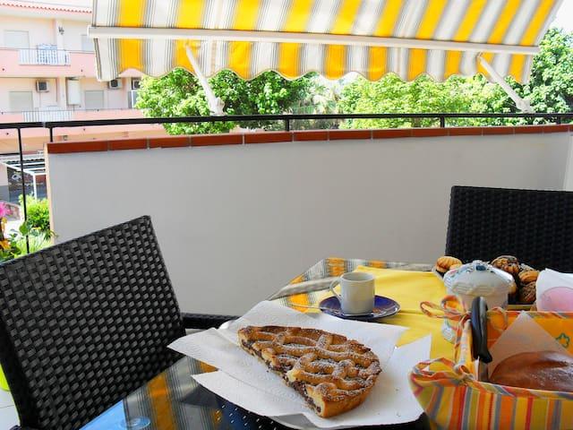 """Casa Vacanze """"Milosa"""" - Terme Vigliatore - อพาร์ทเมนท์"""