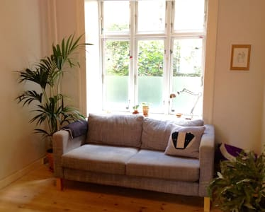 Cosy apartment, central Copenhagen