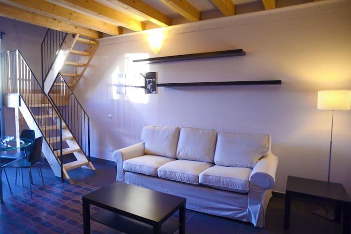 Loft Thule - WiFi - Caltanissetta - Loft