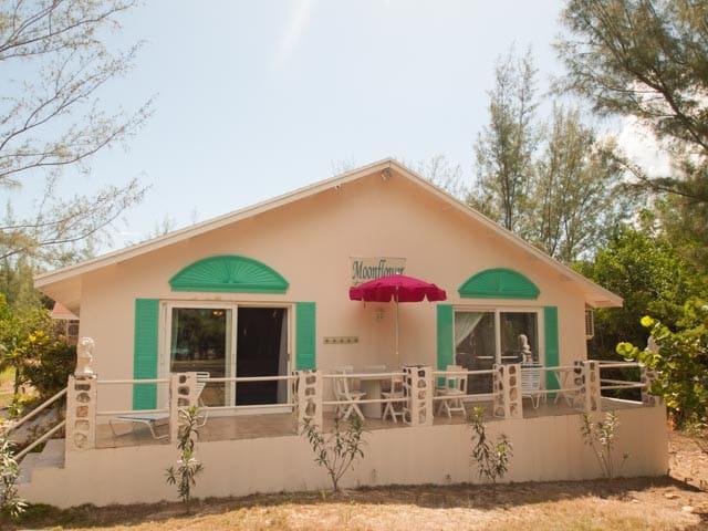 GauldingCay beach villa great value - Gregory Town - House