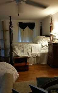 Charming along with cozy - Winston-Salem - Bed & Breakfast