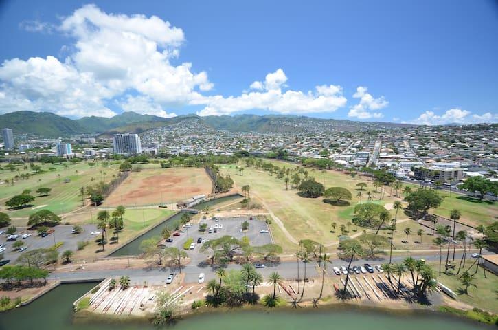 CH2408 Waikiki 2611 Ala Wai Blvd Honolulu