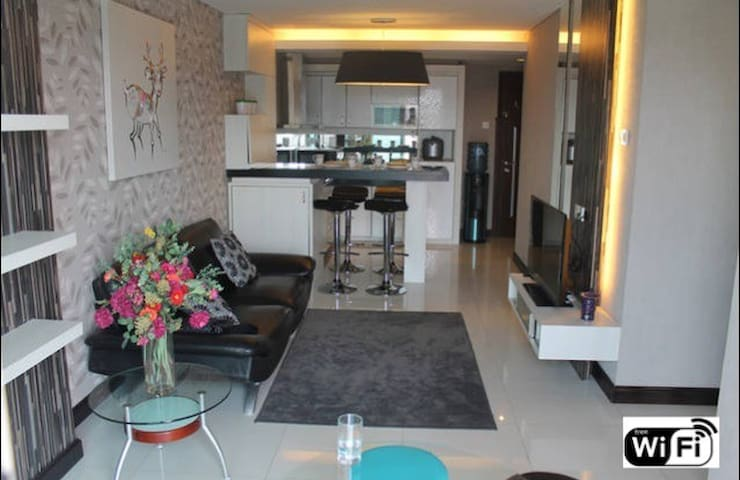 Beautiful Apartment in Bandung Java - Bandung