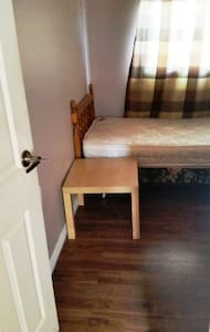 Private Room for Rent With Twin Bed