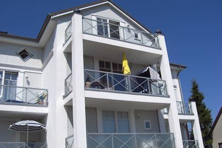 kl. Wohnung in Grömitz, gr.  Balkon - Grömitz