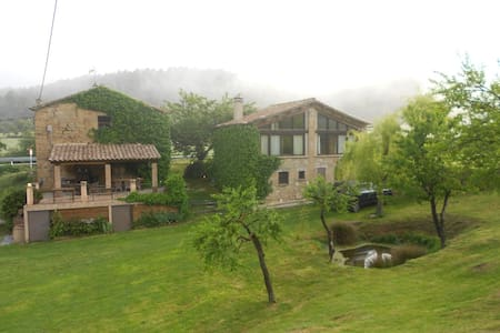 Country House, 100 km fr Barcelona - Casa
