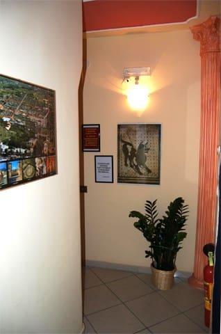 b&b Cave Canem Pompei 1 - Pompeje - Wikt i opierunek