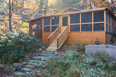 Dry River Cabin on National Forest -Trails & Views - HINTON - 小木屋