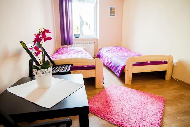 Świetny pokój w samym Centrum 1-os - Bielsko-Biała - Apartmen