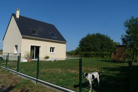 Country home 15min from the circuit - Roézé-sur-Sarthe - Hus