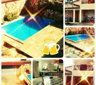 Casa da Bia Pirenópolis 10 pessoas - Pirenópolis - Talo