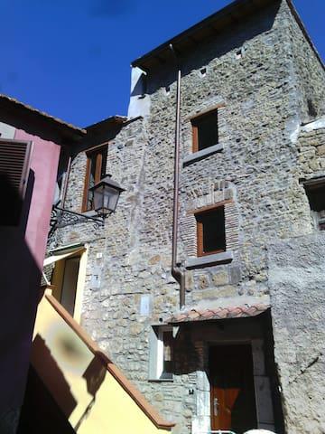 casa in torre antica - Campagnano di Roma - Hus