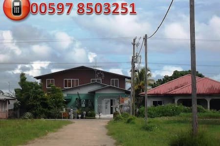 Suriname ,Wanica,Lelydorp apartment - Wanica - Hus