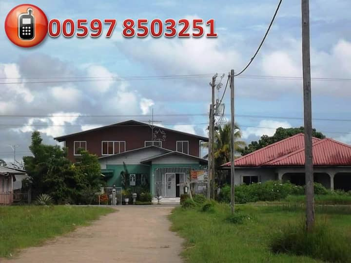 Suriname ,Wanica,Lelydorp apartment