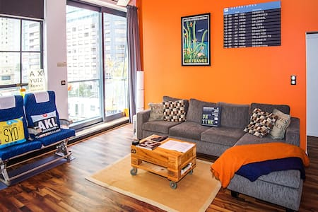 Auckland best loft! Special Offer May-Sept - Auckland Central City - Appartement