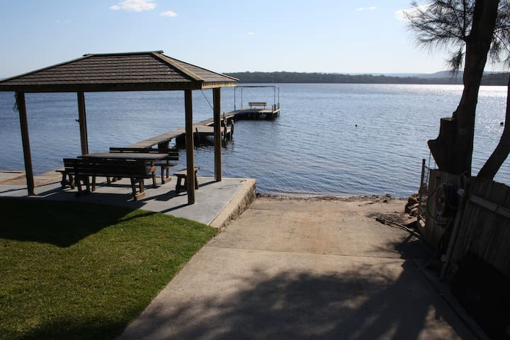 Waterfront unit with private jetty - Saint Georges Basin - Pis