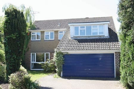 Double Room for short/long Stay - Maidenhead - Casa