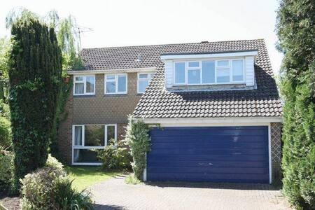 Double Room for short/long Stay - Maidenhead - House
