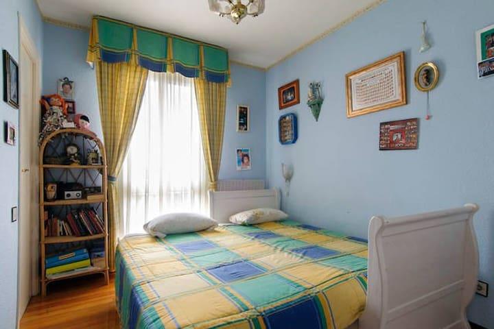 1 - 2 CAMAS BAÑO PRIVADO + Desayuno - Santander - Apartment
