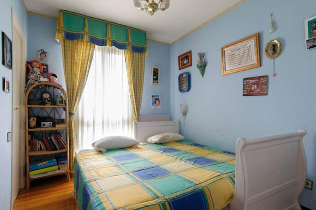 Habitaci n 1 2 camas con ba o privado desayuno - Habitacion 2 camas ...