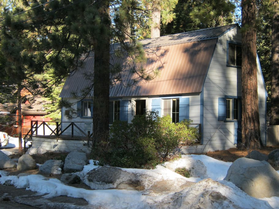 North lake tahoe vacation home cabins for rent in kings for Rent a cabin in lake tahoe ca