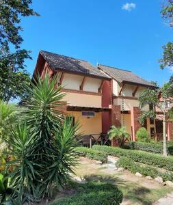 Villa para 6 en Ximenoa River, Jarabacoa