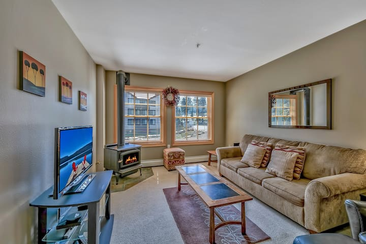 Luxury Three Bedroom Kirkwood Condo