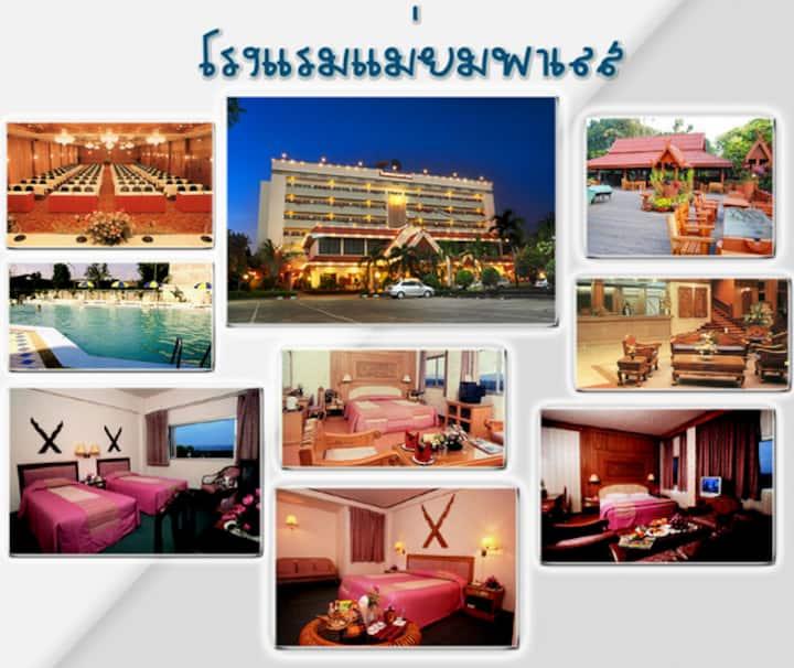 Mae Yom Palace Hotel Phrae Thailand