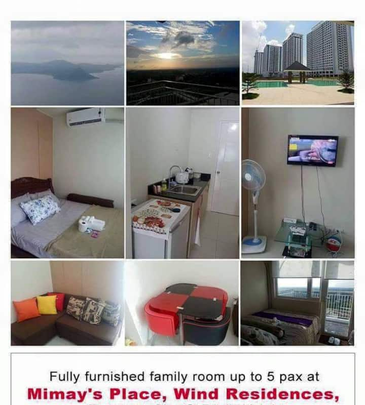 Mimay's Place, Wind Residences