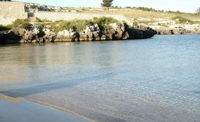 RESIDENCE TYPICAL OTRANTO 100 METERS FROM THE SEA - Porto Badisco - Villa