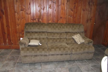 Basement couch - Hyattsville