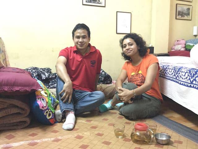 COMFORT of home !! - Darjeeling - Departamento