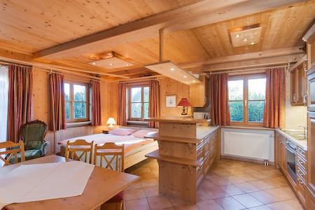 Cozy Apartment near Lake Starnberg - Münsing